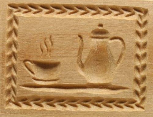 Kaffeekanne mit Tasse